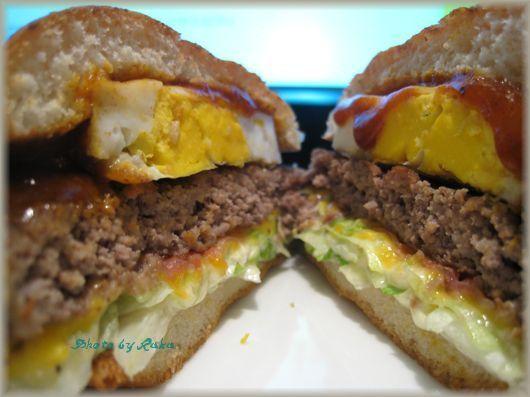 ハンバーガー ログブック ☆ Hamburger Log Book-'10/01 ハワイ