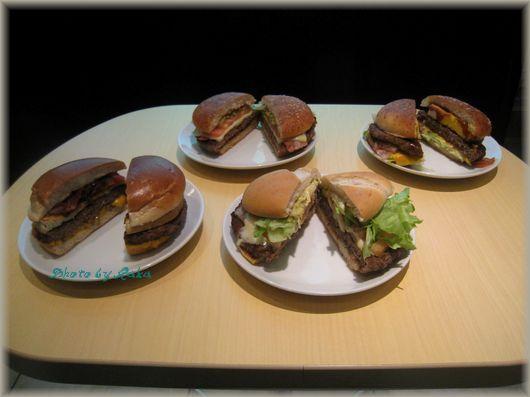 ハンバーガー ログブック ☆ Hamburger Log Book-'10/01 Big America