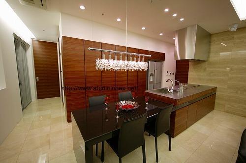 「建築家のデザインする家」~住まいと暮らしとクルマのぶろぐ~-リフォーム キッチン
