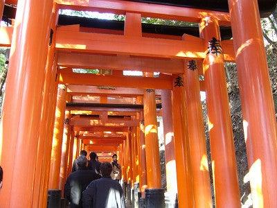 七里・大和田 地域探訪ブログ-千本鳥居