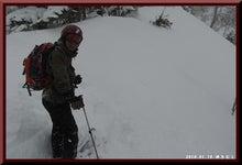 ロフトで綴る山と山スキー-dive2