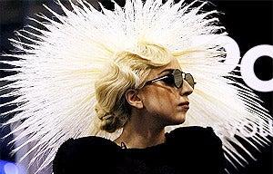 Lady Gaga 01.09.2010. Mugwort 海外セレブファッション&ゴシップ&ドラマ