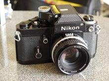 ぶぶの音楽ブログ-Nikon F2