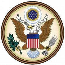 影武者のブログ-米国国璽(表)