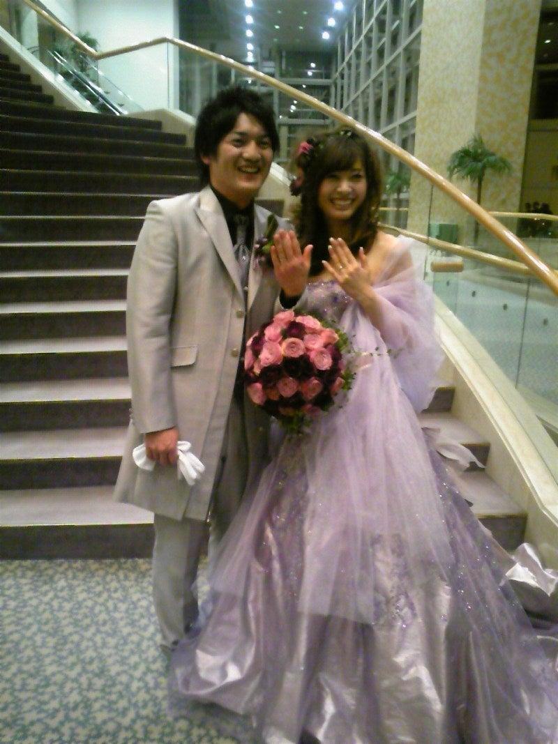 結婚式。   GONのブログ
