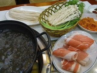 中国大連生活・観光旅行通信**-特別特手扞麺2