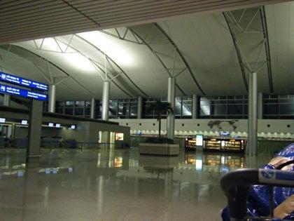 ベトナム(ホーチミン)の旅行について-タンソンニャット空港