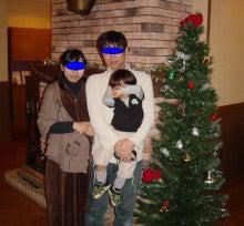 B型妻とO型夫の のほほん生活♪-クリスマスディナー