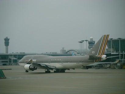 ベトナム(ホーチミン)の旅行について-アシアナの航空機