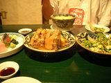 沖縄料理(きんぱ・ぎんぱ)