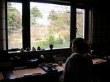 陽子と蕎麦屋