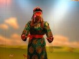 陽子 モンゴル衣装
