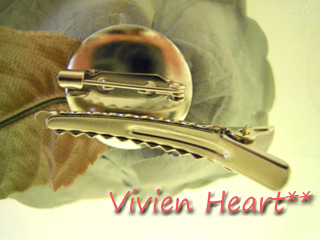 Vivien Heart** ~ヴィヴィアンハート~-コサージュ