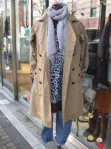daily style・・・elf & Bougez!