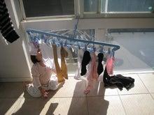 『日々これネタ』-100106洗濯干し_2.JPG