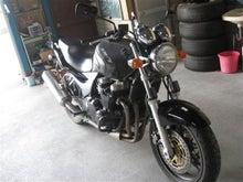 女職人が書く京都の板金屋さんのブログ☆★-オートバイ 塗装