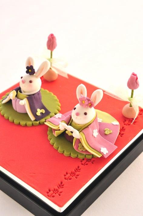 [new] お菓子のお雛様 AKAO RESORT PHOTO PRESS