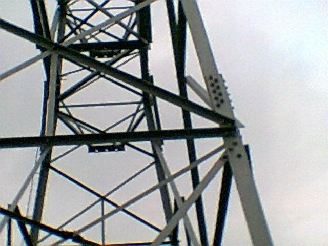 茶々吉とデジ一 のんびり旅-2010/1/26鉄塔