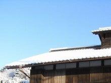 蚕糸日記 -さんしにっき--雪景色