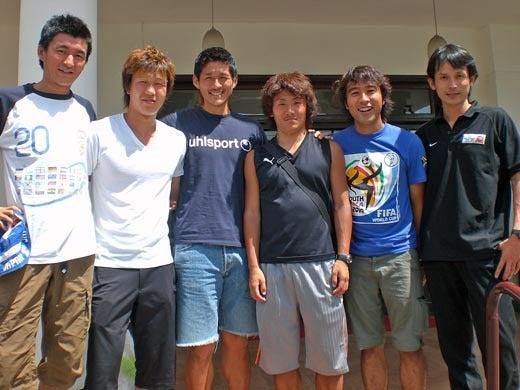 Liberoは世界に挑む小澤英明選手...