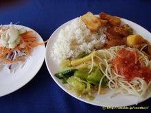 スノーキーのブログ-ピピドン食事