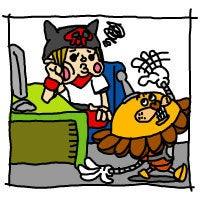 キャラクターデザイナー澤田 圭の★サワダーランド★