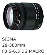 SIGMA 28-300