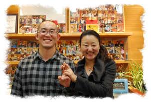彼の名は杉浦博純くん | ふたりが選んだ指輪の物語 since 2004
