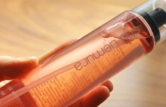 シュウウエムラ化粧水 口コミ