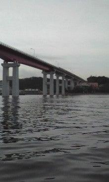 $カワハギ王子の近所を釣る-城ヶ島の橋