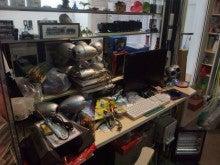 THE 中島邸 ~分離発注で挑む建築日記~-作業出来ない作業台