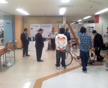 後藤茂之オフィシャルブログ「PEOPLE FIRST!」Powered by Ameba-2010/2/6 岡谷ものづくりフェア