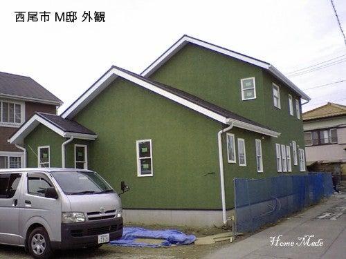 住まいと環境~手づくり輸入住宅のホームメイド-Exterior_M