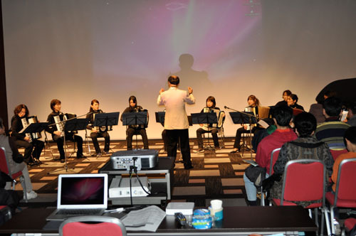 ちょっとひといきコンサート2010 in 府中-アンコール