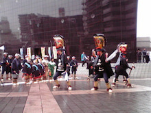 八戸横丁アートプロジェクト 酔っ払いに愛を-2010021312370001.jpg