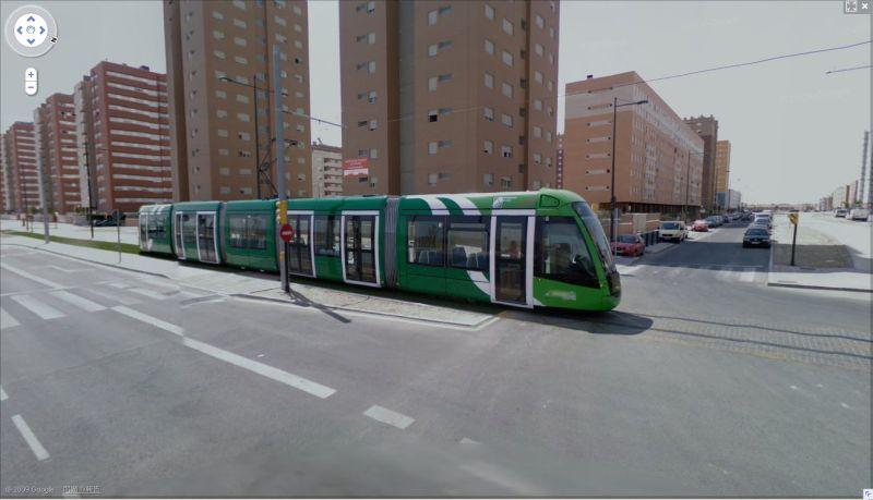 路面電車 スペイン編 | ちらしの...