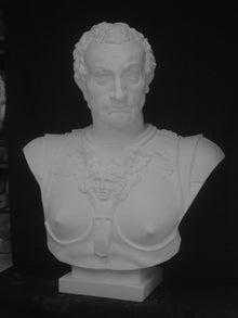 きょうの石膏像     by Gee-K-106