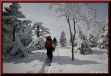 ロフトで綴る山と山スキー-0214_1228