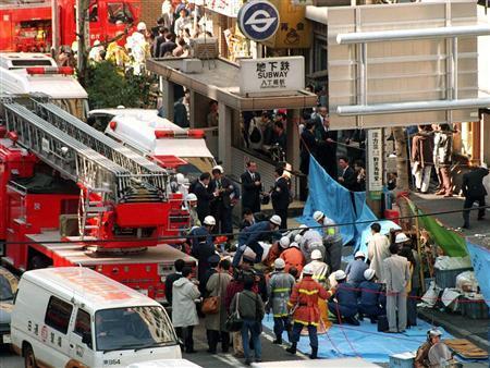 ■イケメン情報がいっぱい-地下鉄サリン事件