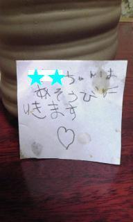 Grumpy Monkey(不機嫌なおさるさん)の観察日記-shogatsu gm wrote a memo