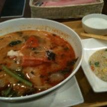 今日食べたタイ料理【…