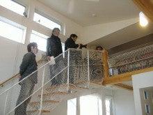 THE 中島邸 ~分離発注で挑む建築日記~-ロフト取材中