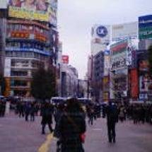 渋谷下見☆