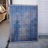 太陽電池モジュールのサンプルの画像