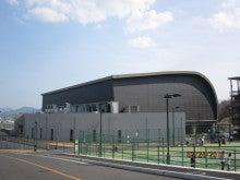 $九大ハンド部のブログ-九州大学伊都キャンパス体育館