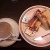自民トーストの画像