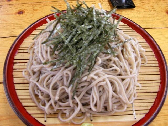 裏Rising REDS 浦和レッズ応援ブログ-ざる蕎麦