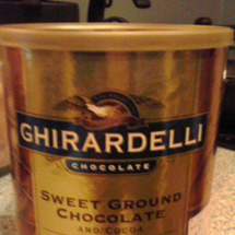 GHIRARDELL…