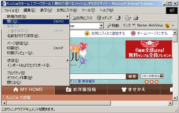 もんじゅのプペブログ-20100109_Shell04