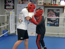 拳闘日記(ペルテス病・闘病日記)/AKIRAの拳に夢を乗せて